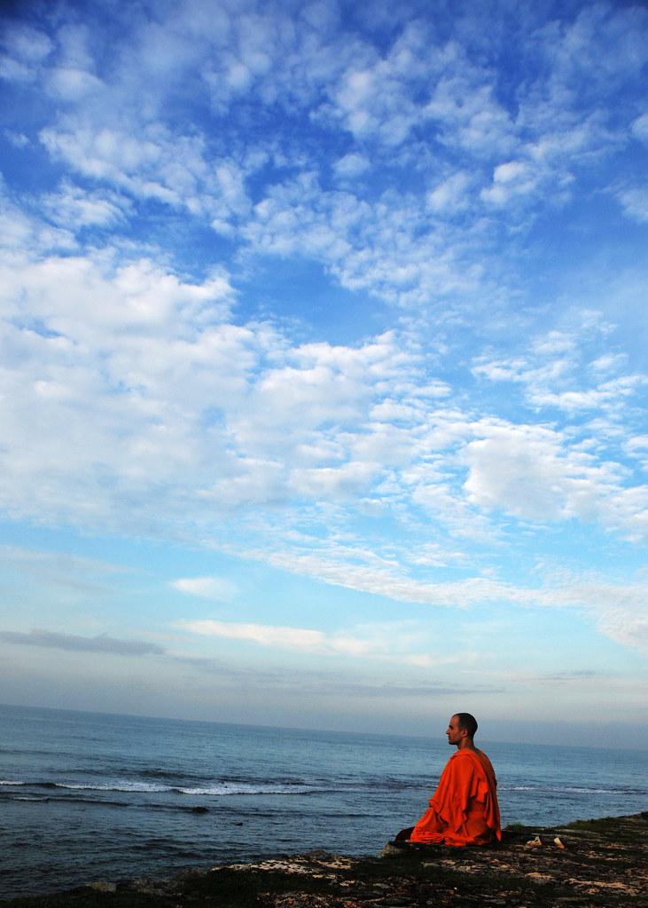 Serene Calmness | Monk...