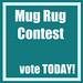 Mug rug contest