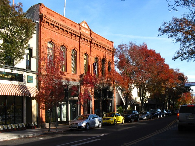 st helena california downtown st helena by