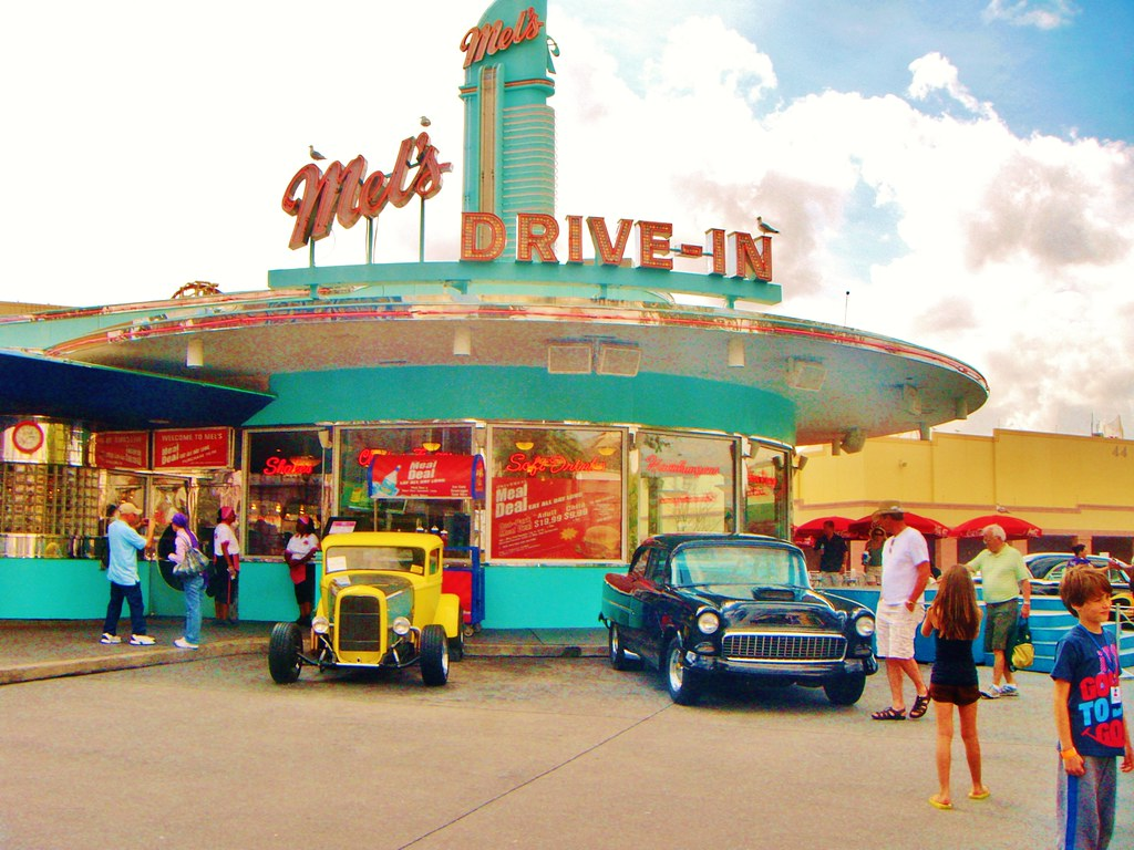Mel S Drive In Food