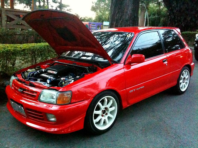 Toyota Starlet Gt Turbo Ep82 Flickr Photo Sharing