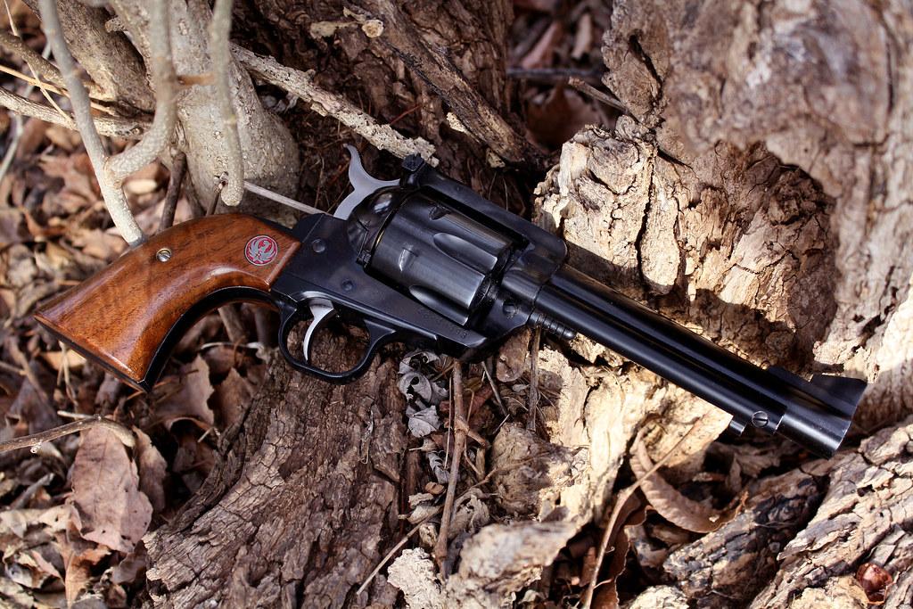 Ruger Blackhawk 45 Long Colt Walnut Grips 5 5 Inch