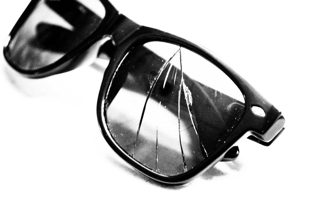 Fixing Ray Ban Sunglasses