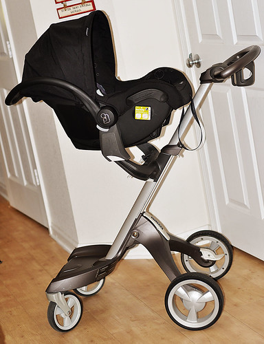 2011 maxi cosi mico on the stokke xplory flickr photo. Black Bedroom Furniture Sets. Home Design Ideas