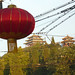 Early morning near Jingshan park