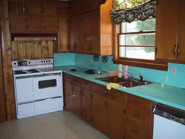 Diy 1960 39 S Tri Level Kitchen 1962 Stove Flickr