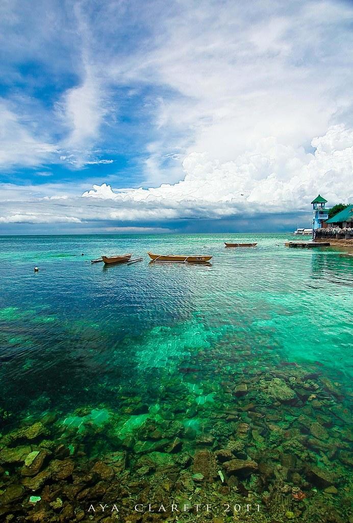 Nalusuan Island Mactan Islands Cebu City Philippines Flickr