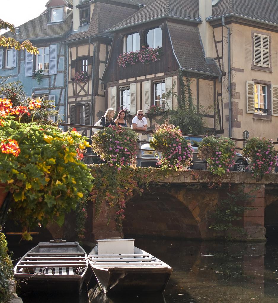 La petite venise colmar office de tourisme de colmar flickr - Colmar office de tourisme ...