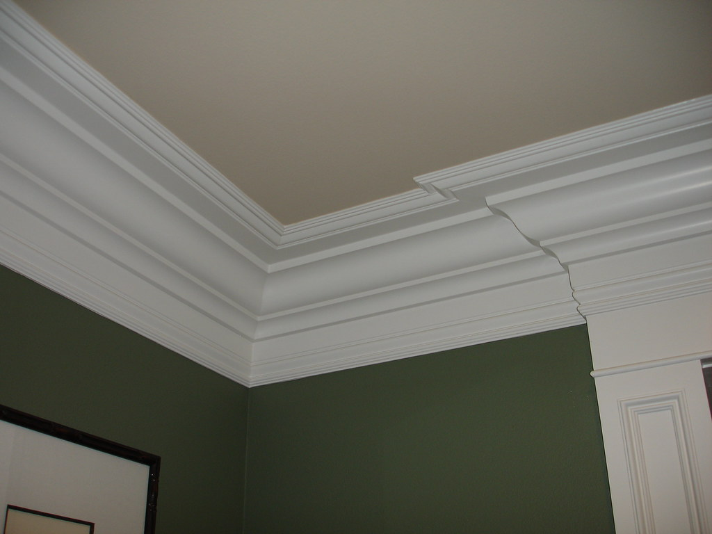 Three Piece Crown Moulding This Is My Inspiration Set