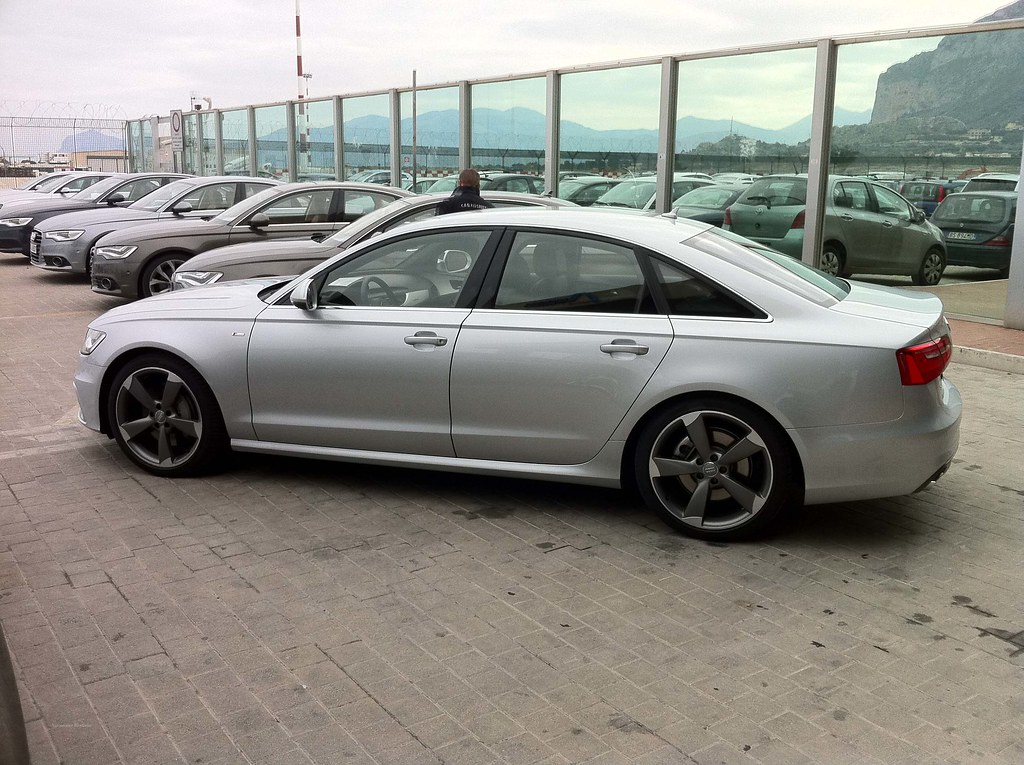 2012 Audi A6 S Line Automotive Rhythms Flickr