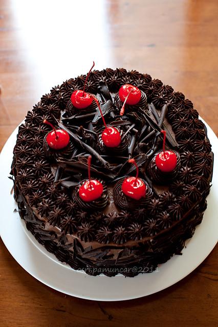 Happy Birthday To Me Chocolate Cake Images
