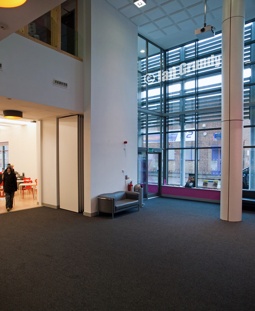 Foyer Art Jobs : Leicester phoenix arts centre the foyer