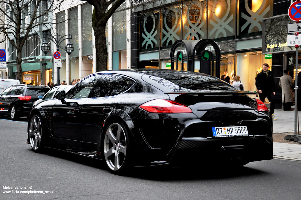 Porsche Panamera Mansory C One By Anderson Tuning Flickr