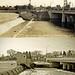 Then & Now - Silver Lake dam