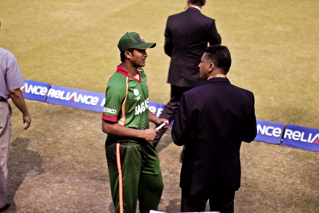 Shakib Al Hasan | Captain of Bangladesh Cricket Team ICC ...