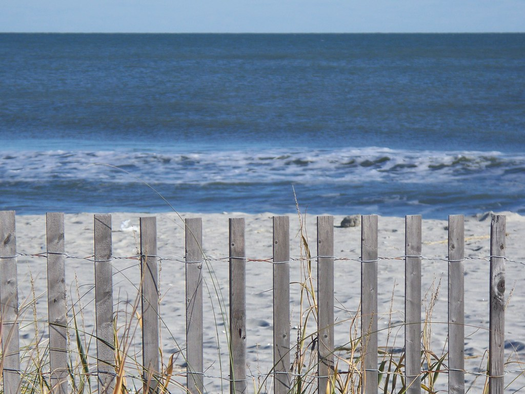 picket fence at the beach 1139 picket fence at the beach