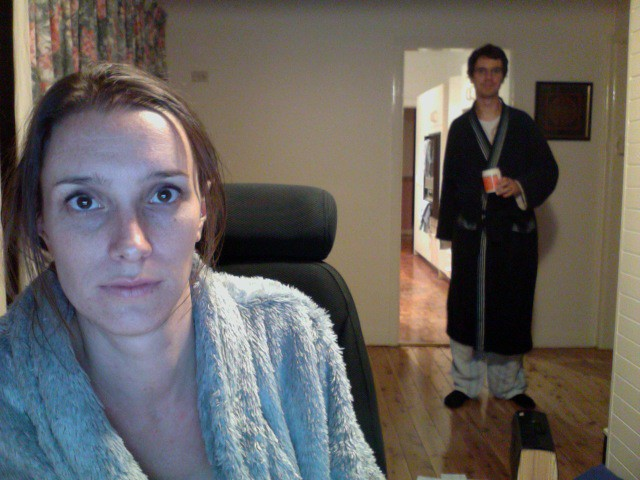 Wife Dp In Hotel Room