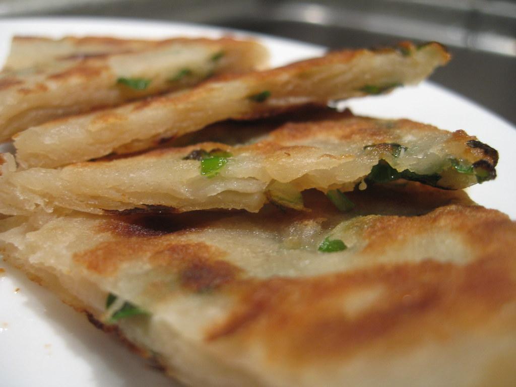 Green Onion Pancake Green onion pancake #3...