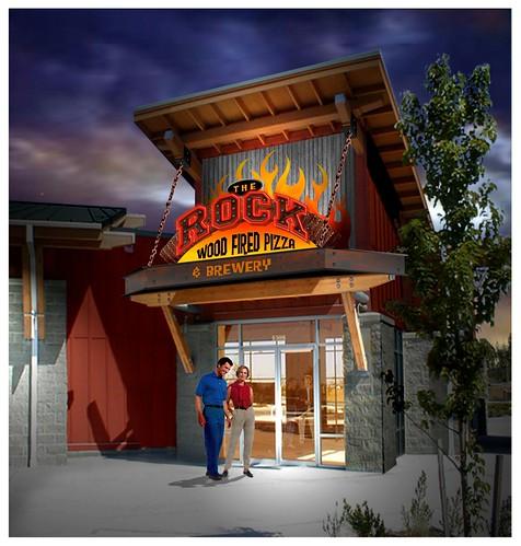 Exterior restaurant design themed restaurant design rendering 3d restaurant design for 5 star restaurant exterior
