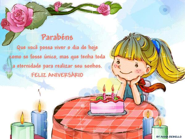 Feliz Aniversário Filha Amada: Feliz Aniversario Fabi, Minha Filha Amada!