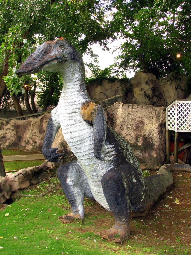 Adventure Golf Dinosaur With Hurt Shoulder Quot Big Jim