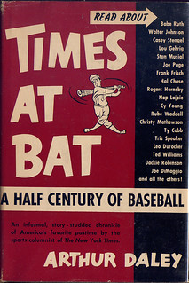 Times at Bat | by baseballart