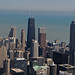Chicago skyline from the Willis (formerly Sears) Tower