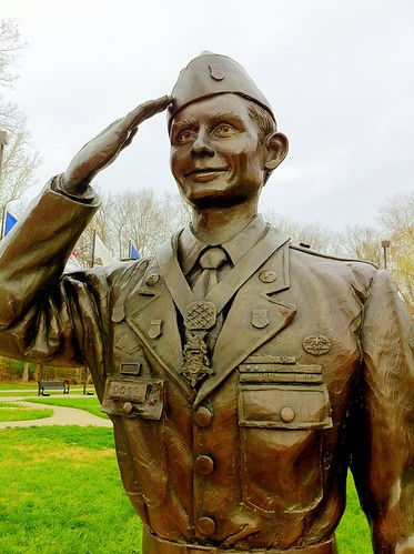 Statue of Desmond T. Doss | Flickr - Photo Sharing!