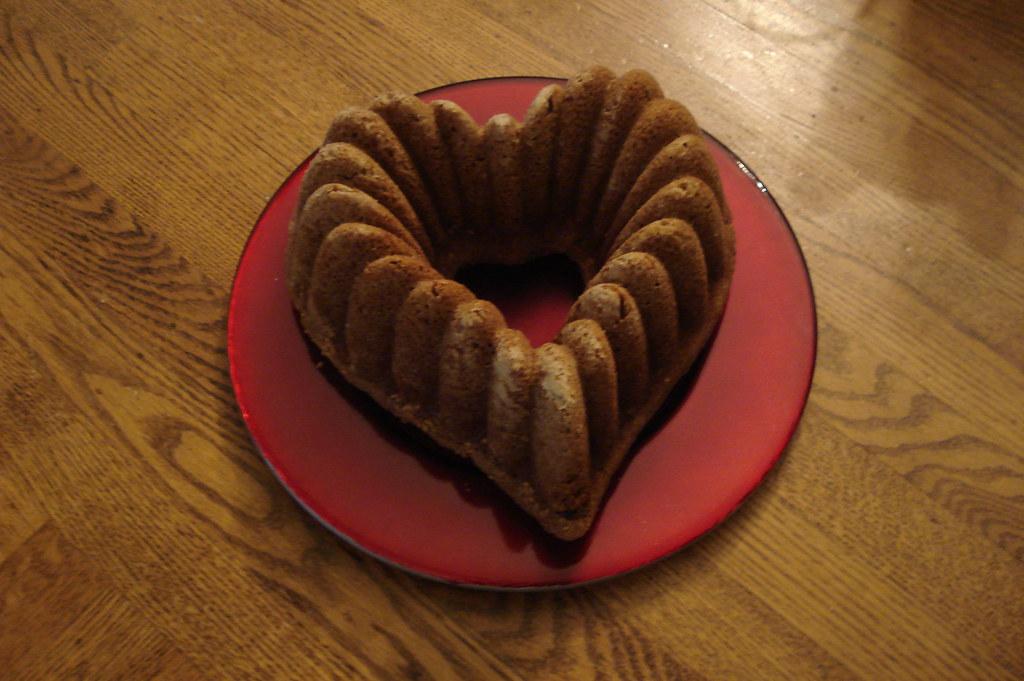 Heart Bundt Cake Pan