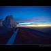 Sunset from Cerro Tololo [HDRI]