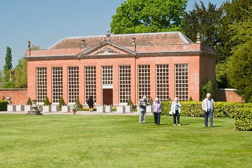 Hanbury Hall Orangery Hanbury Hall Orangery
