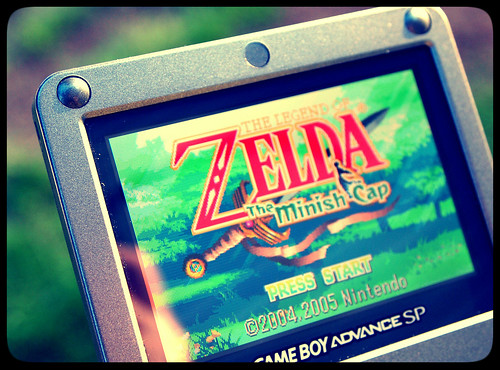 The Legend of Zelda: The Minish Cap | by MOON MEMENTO ✧ ☽ ムーン ・ メメント