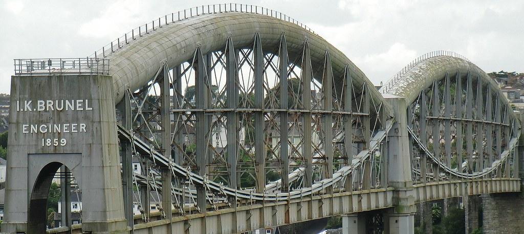 Royal Albert Bridge Saltash Royal Albert Bridge i k