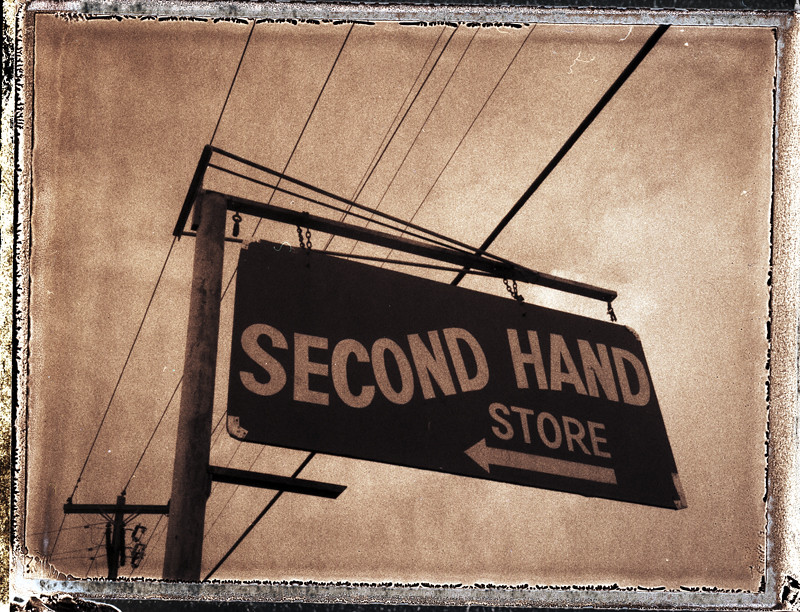 Second hand store austin tx scan of polaroid neg felt for Second hand ohrensessel