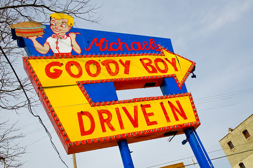 Goody Boy Drive In | by GmanViz