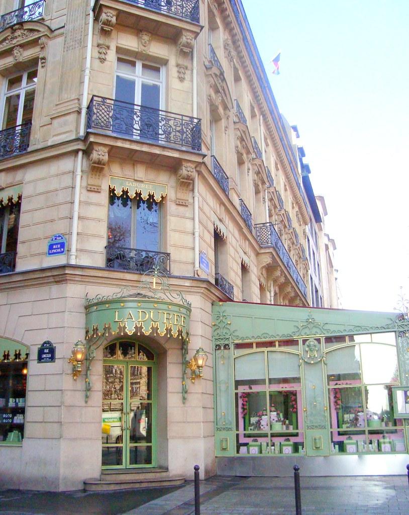 Ladur e avenue des champs lys es my paris stories - Comptoir des cotonniers champs elysees ...