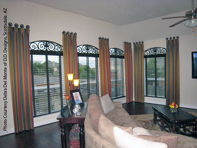Faux Iron Arched Transom Window The Decorative Iron