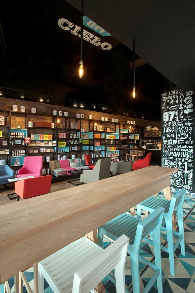 Restaurant bar design awards cielito querido cafe