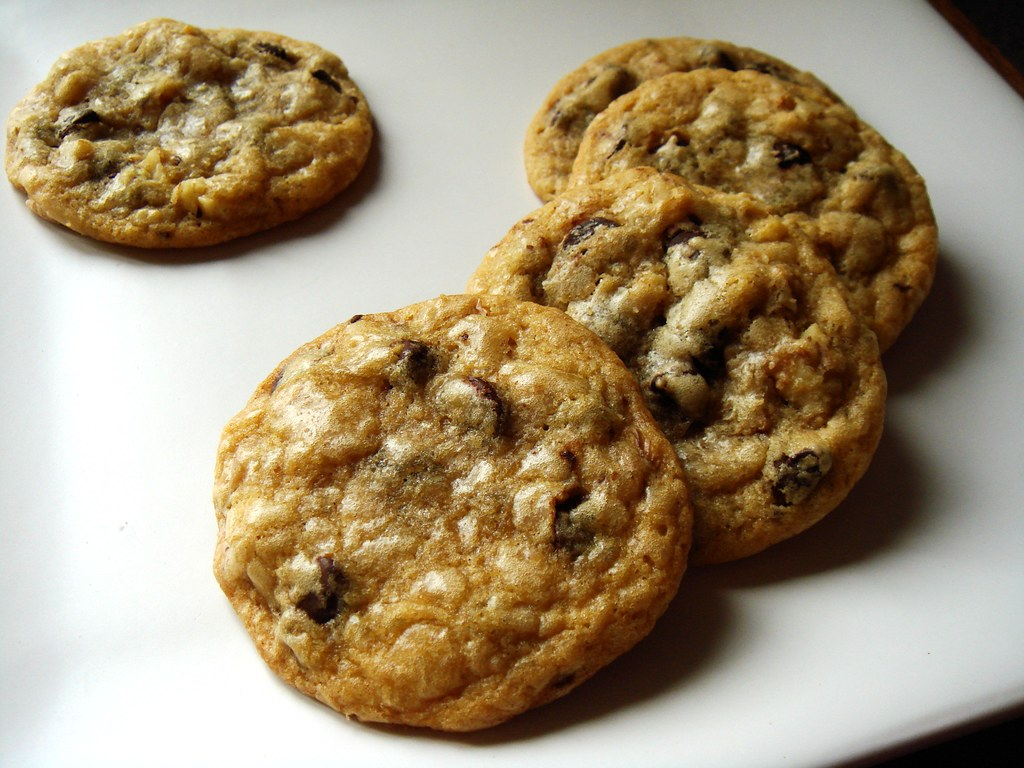 Alice Medrich's Chocolate Chip Cookie   My first ...