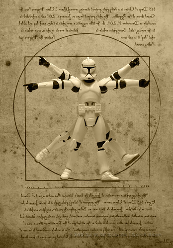 105/365 | Vitruvian Trooper | by egerbver
