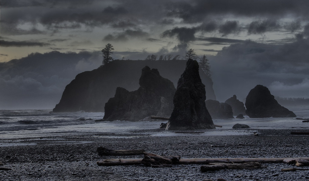 Ruby Beach I Took This Last Spring On Ruby Beach Wa In