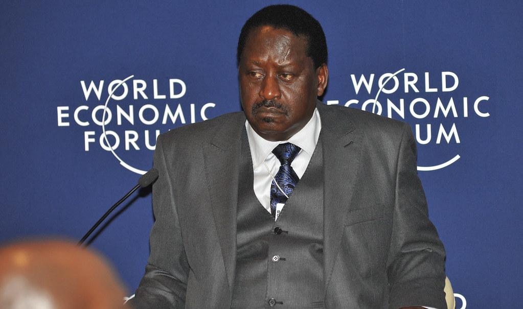 Raila Amolo Odinga - Democracy - World Economic Forum on A ...