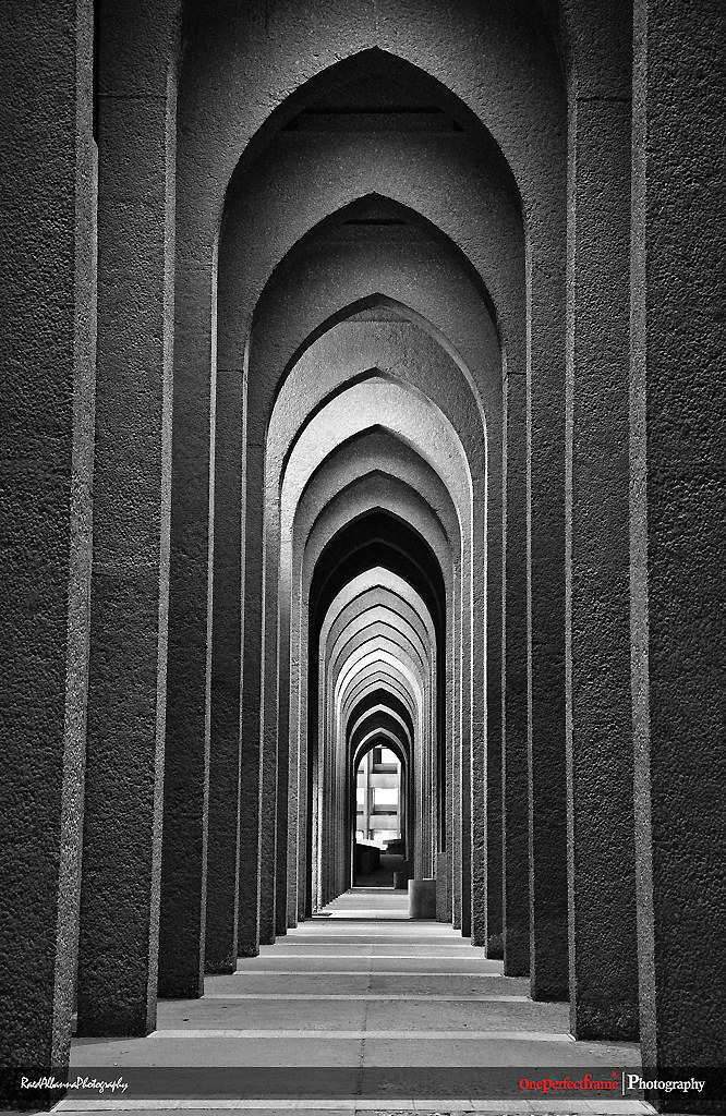 Repetition Architecture Photography | Raed Yahya Al Banna ...