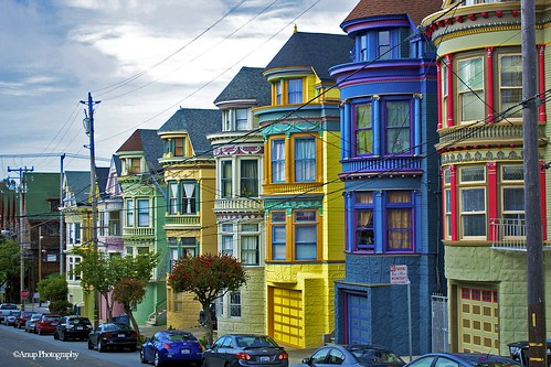 San Francisco Hippie Tour