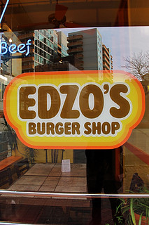 edzo's burger shop | by David Lebovitz