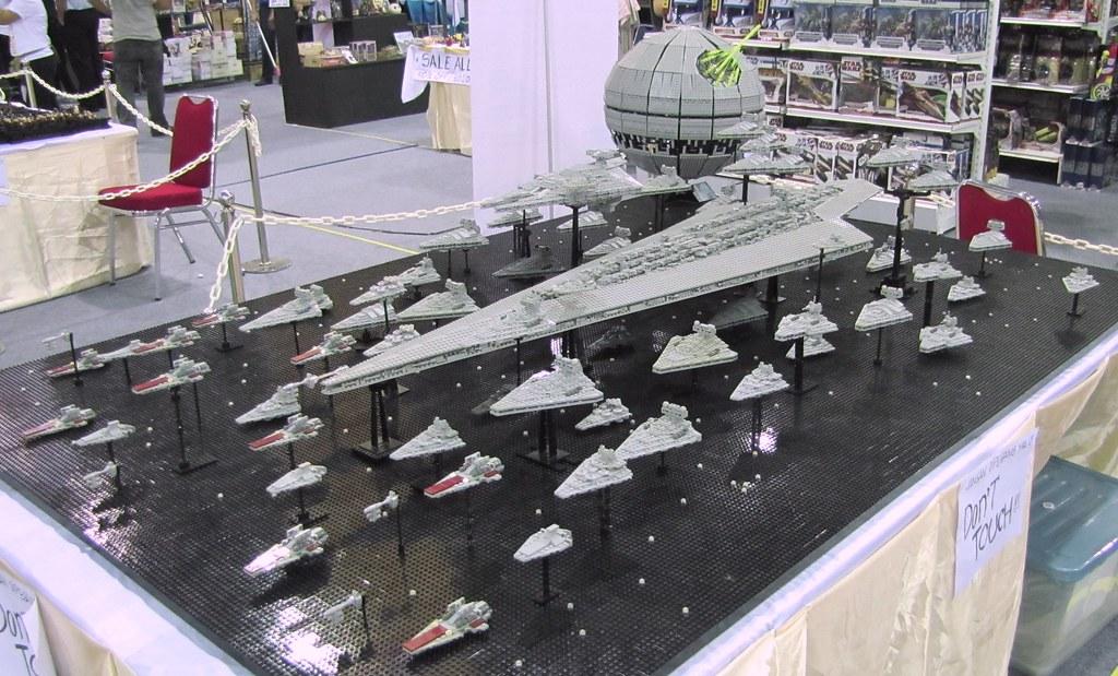 03 lego imperial star wars fleet it 39 s a trap lego - Croiseur star wars lego ...