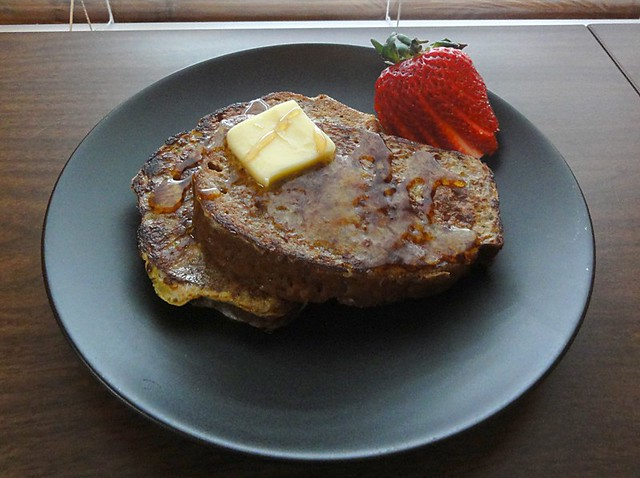 French Zucchini Toast | Flickr - Photo Sharing!