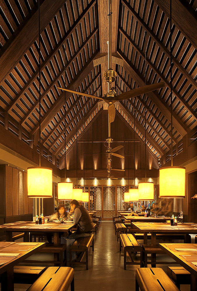 Restaurant bar design awards busaba eathai bices