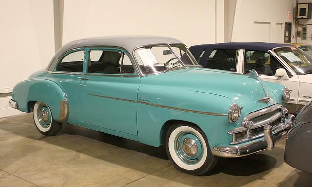1950 chevrolet styline deluxe 2 door flickr photo sharing for 1950 chevy deluxe 2 door