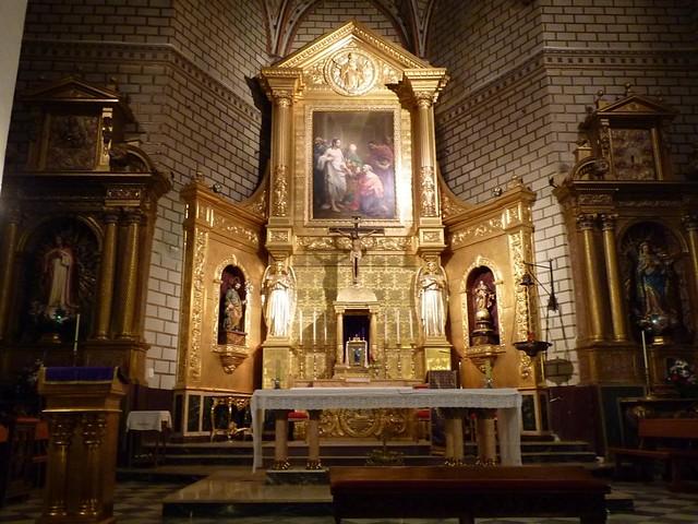 Iglesia de Santo Tome, Toledo  Flickr - Photo Sharing!